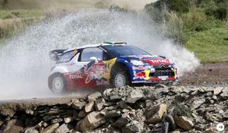 CITROEN DS3 WRC|シトロエン DS3 WRC ポルトガルで1、2フィニッシュ|03