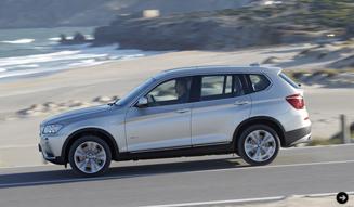 BMW X3|ビー・エム・ダブリュー X3 新型発売|02