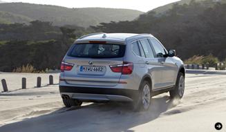 BMW X3|ビー・エム・ダブリュー X3 新型発売|03