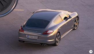 Porsche Panamera turbo S|ポルシェ パナメーラ ターボS 新型販売開始|02