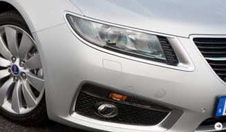 SAAB 9-5 sedan|サーブ 9-5 セダン フルモデルチェンジ|04