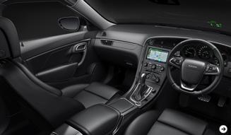 SAAB 9-5 sedan|サーブ 9-5 セダン フルモデルチェンジ|05