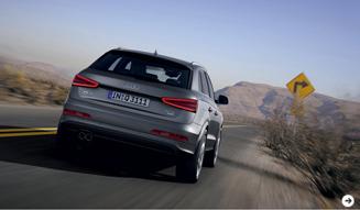 Audi Q3|アウディ Q3 あらたなQシリーズを上海でプレミア|02