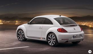Volkswagen The Beetle|フォルクスワーゲン ザ ビートル 2012年モデルをお披露目|04