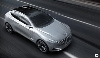 Peugeot SXC Crossover Concept|プジョー SXC クロスオーバー コンセプト|02