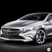 Mercedes-Benz Concept A-Class|メルセデス・ベンツ コンセプト Aクラス