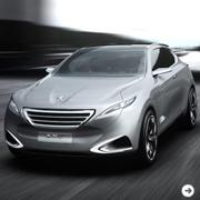 Peugeot SXC Crossover Concept|プジョー SXC クロスオーバー コンセプト