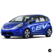 ホンダ フィット EV コンセプト|HONDA Fit EV Concept