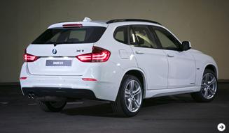 BMW X1│ビー・エム・ダブリュー X1 Mスポーツパッケージを採用 02