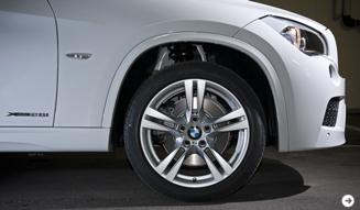 BMW X1│ビー・エム・ダブリュー X1 Mスポーツパッケージを採用 03
