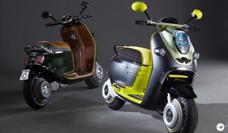 MINI Scooter E Concept ミニ スクーター Eコンセプト