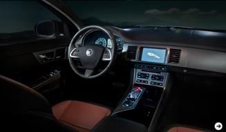 Jaguar|ジャガー 3モデルの2012年モデルを発表 XF|02