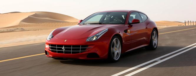 Ferrari Four(FF) フェラーリ フォー(FF)