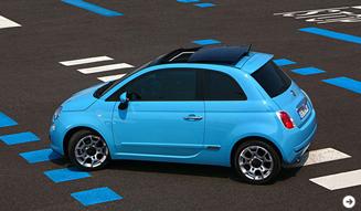 FIAT 500 Twin Air|フィアット 500 ツインエア 新エンジンの実燃費や如何に?|02