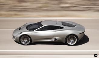 Jaguar C-X75|ジャガー C-X75 発売予定を公表!|02