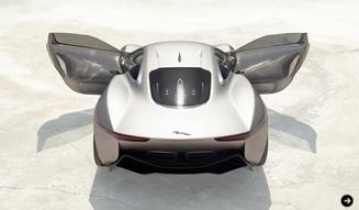 Jaguar C-X75|ジャガー C-X75 発売予定を公表!|03
