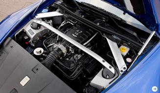ASTON MARTIN V8 Vantage S アストンマーティン V8 ヴァンテージ S 日本上陸! 04