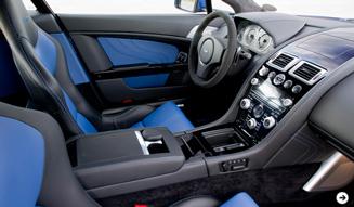 ASTON MARTIN V8 Vantage S アストンマーティン V8 ヴァンテージ S 日本上陸! 05