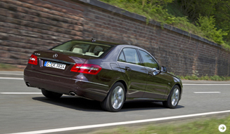 メルセデス・ベンツ Eクラス|Mercedes-Benz E-class 新エンジンを導入|02