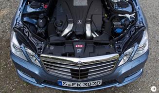 メルセデス・ベンツ Eクラス|Mercedes-Benz E-class 新エンジンを導入|03