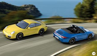 PORSCHE 911 Carrera 4 GTS│ポルシェ 911 カレラ 4GTS カレラのトップモデル|02