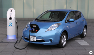 ELECTRIC DRIVING FOR SMART CITY|日産 リーフ編|07