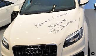 Audi|アウディ サッカー日本代表とのコラボTシャツプレゼント|03