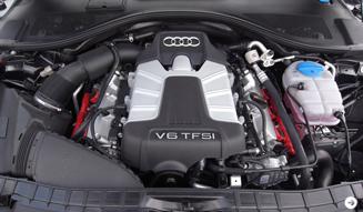 Audi A7 Sportback|アウディ A7 スポーツバック 試乗|06