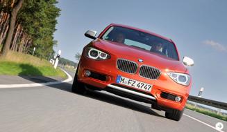 ビー・エム・ダブリュー 1シリーズ|BMW 1 Series 2代目の登場|02