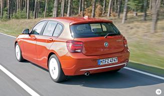 ビー・エム・ダブリュー 1シリーズ|BMW 1 Series 2代目の登場|03