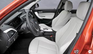 ビー・エム・ダブリュー 1シリーズ|BMW 1 Series 2代目の登場|05
