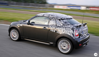 MINI Coupe|ミニ クーペ 2シーターミニの誕生! 02