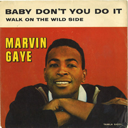 Marvin Gaye / Walk On The Wild Side