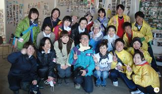 戸田恵子|東日本大震災 09