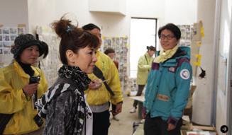 戸田恵子|東日本大震災 10