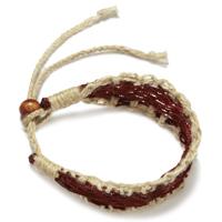 浜のミサンガ「環」(2本セット)<br />価格|1100円
