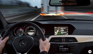 Mercedes-Benz C-Class|メルセデス・ベンツ Cクラス 試乗|07