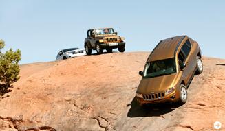 Jeep│ジープ モアブでドライブイベント 02