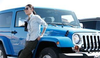Jeep│ジープ モアブでドライブイベント 03