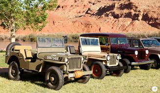 Jeep│ジープ モアブでドライブイベント 04