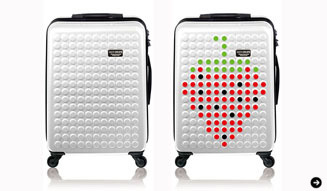DOTDROPS|スーツケース 03