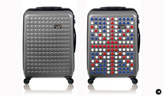 DOTDROPS|スーツケース 04