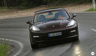 Porsche Panamera S hybrid|ポルシェ パナメーラ S ハイブリッド 試乗|02