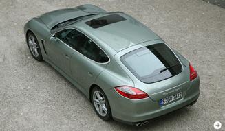 Porsche Panamera S hybrid|ポルシェ パナメーラ S ハイブリッド 試乗|08