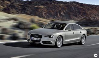 Audi A5|アウディ A5 新型を公表!|02