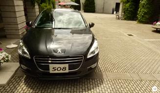 Peugeot 508|プジョー 508 試乗|02