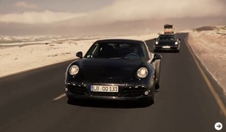 Porsche 911 ポルシェ911 次期型のオフィシャルティーザームービー 01