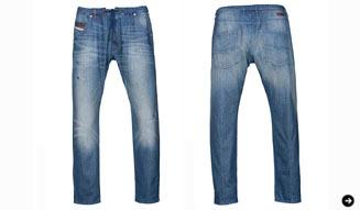 DIESEL|Jogg Jeans 01