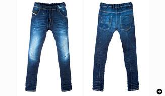 DIESEL|Jogg Jeans 03