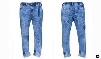 DIESEL|Jogg Jeans 06